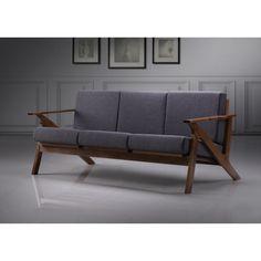Leyton Mid-Century Modern Sofa