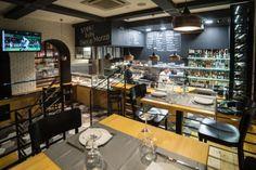 Prime Grill Restaurant Interior Design Projektowane Wnętrz