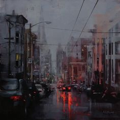 As the Rain Fell