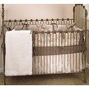 Nightingale 11 Piece Crib Bedding Set