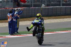Valentino Rossi, Yamaha Factory Racing, MotoGP Grand Prix van de Verenigde Staten 2013, MotoGP