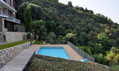 Pavimentazione Villa in Collina con Piscina