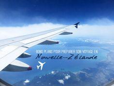 Préparer son séjour en Nouvelle Zélande 2016 ©Etpourtantelletourne.fr Auckland, Road Trip, Bons Plans, Airplane View, New Zealand, Around The Worlds, How To Plan, Travel, Location