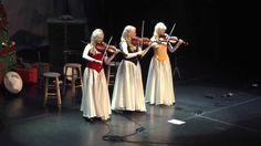 Trepak (The Nutcracker) - The Gothard Sisters LIVE