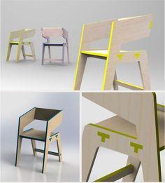 Furniture Design, Industrial Design, Product Design: