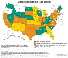 Do you know about your state's use tax? If it's got a sales tax, it has one and you're supposed to pay it.