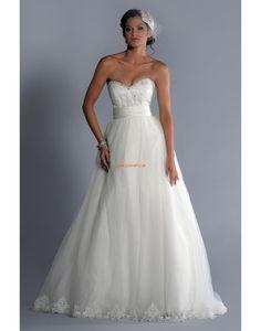 Sali Two-In-One Wedding Dresses Tyylikästä ja modernia Halvat Hääpuvut