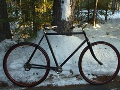 Bicycle Picture of the Day: 1901 - 1910 Crawford