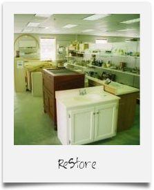 Habitat for Humanity ReStore, Newington, NH