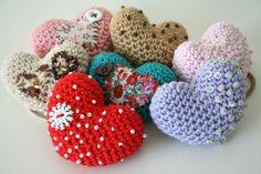 Little heart – pattern | lilleliis