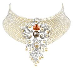 Cartier - i love this! I love chokers especially fancy ones!