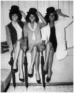 The Supremes Tipping Their Hats