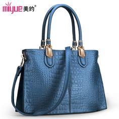 Guaranteed 100% + Messenger bags  7118, Designer Handbags +Famous brand Miyue + Free shipping $119.80