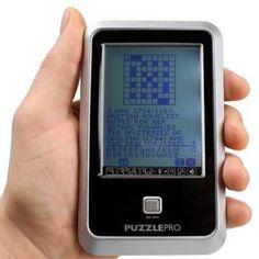Stay mentally sharp with the PuzzlePro available at CareCo from Phone, Telephone, Phones