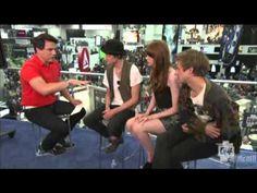 John Barrowman interviews Doctor Who's Matt Smith, Karen Gillan & Arthur Darvil at Comic Con 2012