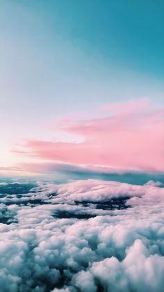Cloud Wallpaper, Ocean Wallpaper, Summer Wallpaper, Iphone Background Wallpaper, Nature Wallpaper, Wallpaper For Samsung Galaxy, Background Images, Simple Iphone Wallpaper, Aztec Wallpaper