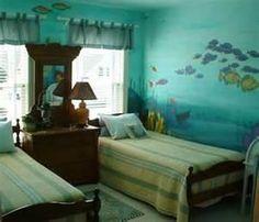 sea theme room - Bing Images