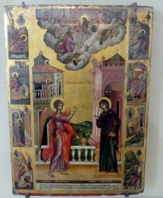 Virgin Mary, Painting, Art, Saints, Craft Art, Paintings, Kunst, Gcse Art, Draw