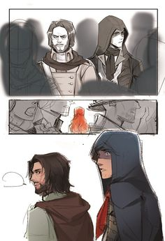 Assassins Creed Bloodlines, Assassins Creed Rogue, Assassins Creed Odyssey, Arno Victor Dorian, Assains Creed, Assassin's Creed Chronicles, Character Art, Character Design, Rome