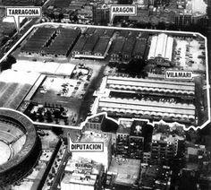Antiguo Matadero de Barcelona – Antic Escorxador de Barcelona - La Barcelona de antes