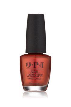Nail Polish Trends, Opi Nail Polish, Opi Nails, Opi Nail Colors, Fall Nail Colors, Lip Tint, Toenail Color, Pretty Nails, Hair And Nails