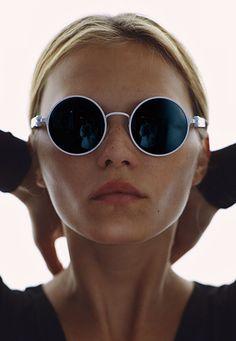 nicksushkevich:Lia Serge @ Avant Models. No make-up snaps. Natural beauty.