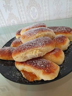 Bread Dough Recipe, Serbian Recipes, Winter Food, Pain, Hot Dog Buns, Healthy Living, Bakery, Deserts, Food And Drink