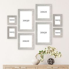 59 Best Photo Wall Collage Bedroom Layout Picture Arrangements Part 15 1 Frame Wall Collage, Photo Wall Collage, Frames On Wall, Family Wall Collage, Picture Collages, Picture Frames, Family Wall Decor, Photo Wall Decor, Picture Arrangements On Wall