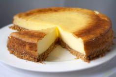 Sajttorta (cheesecake) Recept képpel - Mindmegette.hu - Receptek