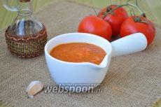 Соус маринара приготовленный в мультиварке рецепт с фото, как приготовить на Webspoon.ru