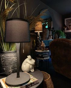 Danish design from Vipp and an English styled home in London Black Table Lamps, Grey And Beige, Window Sill, Danish Design, Art Deco Fashion, Types Of Fashion Styles, Desk Lamp, Floor Lamp