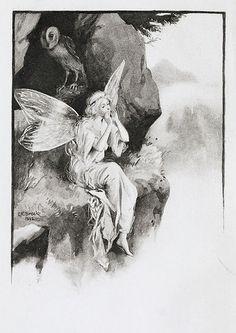 "C E Brock - ""Fairy""   Flickr - Photo Sharing!"