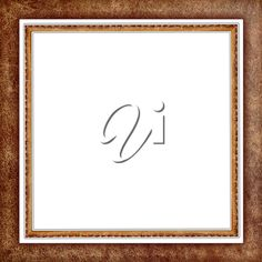 Royalty Free Photo of an Old Leather Frame