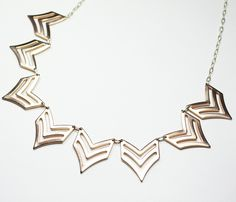 8 Ranks Necklace - Statement - Trend Uncovet