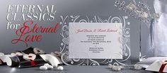 Classic Wedding Invitations UK - WeddingSoon