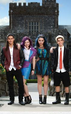 Descendants 2 Is Happening! Get Details on Disney Channel's Sequel Descendants, Disney