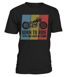 Motocycle biker papa