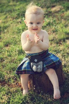 Need to write a Scottish romance where the hero and heroine end up with this little dude!
