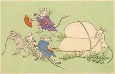 収蔵作品 詳細 Japanese Art Prints, Japanese Drawings, Japanese Graphic Design, Asian Tigers, Tiger Images, Pet Mice, New Year Greeting Cards, Japanese Culture, Vintage Japanese