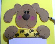 Bloquinho de cachorrinha com fitas Sinimbu - passo 11