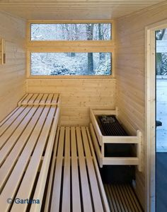 Best Pins Live - Just another WordPress site Diy Sauna, Infrarot Sauna, Sauna Ideas, Contemporary Saunas, Modern Saunas, Sauna Steam Room, Sauna Room, 2 Person Sauna, Building A Sauna