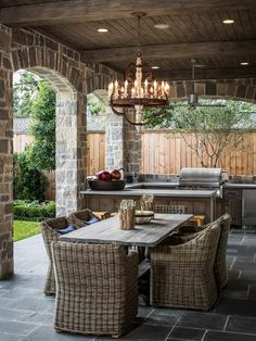Traditonal Patio Furniture Sets Ideas with Unique Patio Designs and Small Kitchen Decoration