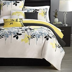 riverbrook home serenity 8 piece comforter set sears sears canada - Sears Bedding Sets