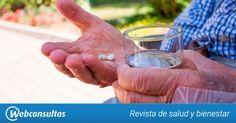 Los mayores con medicación crónica tienen más riesgo de deshidratación
