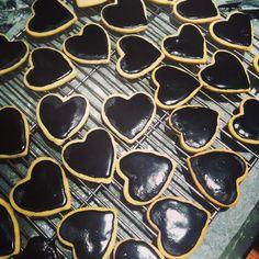 vegan valentine's day butter cookies