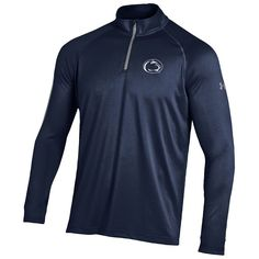 Men's Under Armour Penn State Nittany Lions Tech Pullover, Size: Medium, Blue (Navy)