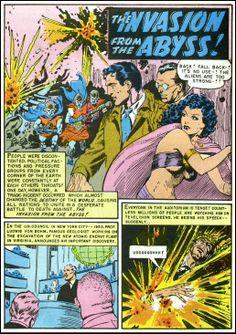 Al Williamson frank frazetta | This First strip is attributed To Al Williamson, Frank Frazetta Roy G ...
