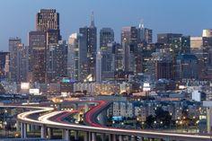 Downtown San Francisco, #California. Photo by Chris Chabot.