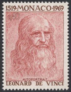 Stamp Magazine Blog: Leonardo da Vinci