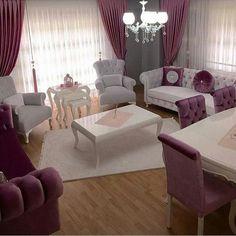 *** Classy Living Room, Home Design Living Room, My Living Room, Living Room Decor, Bedroom Decor, Sofa Design, Home Decor Furniture, Living Room Furniture, Furniture Design